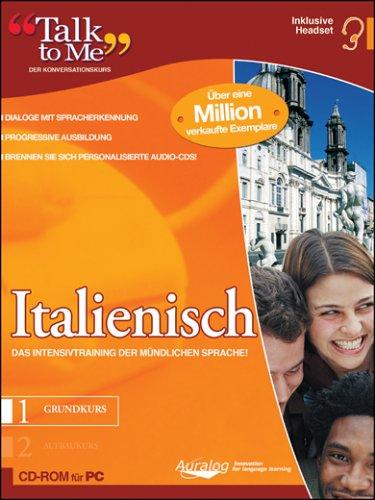 Talk to me 7.0 - Italienisch Grundkurs