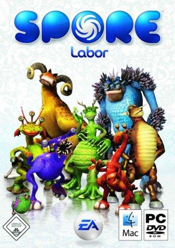 Spore Pc Spiel (Spore Labor - Kreaturen Designer (DVD-ROM))