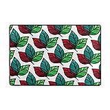 FANTAZIO Teppiche Spezial Kleeblatt gerade Teppichgreifer für Ecken und Kanten, ideal für Küche/Badezimmer, Polyester, 1, 72 x 48 inch