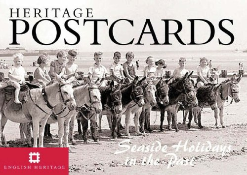 Seaside Holidays in the Past (Heritage Postcards)