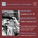 Symphonie Nr. 40/Violinkonzert