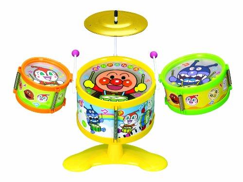 anpanman-big-drum-set