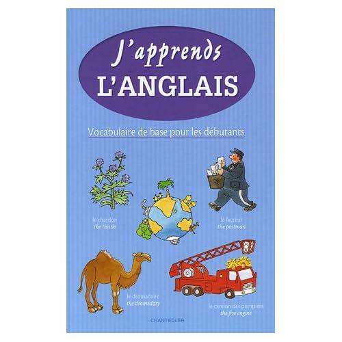 J'apprends l'Anglais : Vocabulaire de base pour les débutants