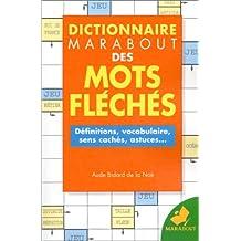 Dictionnaire des mots fléchés