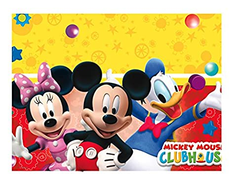 Procos - 380084 - Nappe Mickey Disney - Taille