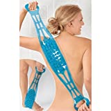 Dual Sided Back Scrubber & Massager Foot/Sole Cleaner - Best Reviews Guide