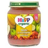HiPP Bio-Apfel & Cranberry Frühstück 125g
