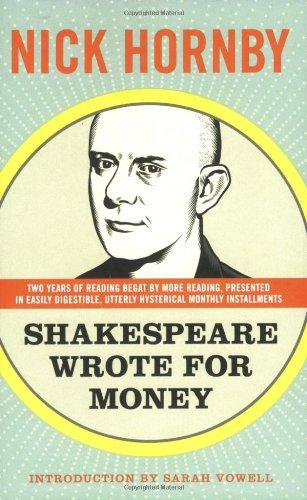 Shakespeare Wrote for Money por Nick Hornby