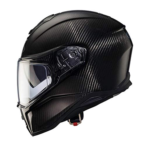 CASCO MOTO CABERG INTEGRALE DRIFT CARBON (XL, CARBONIO)