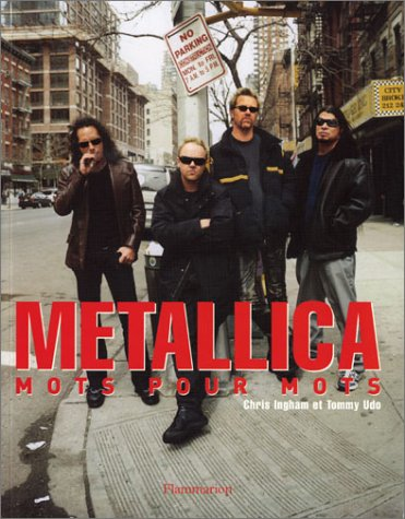 Metallica : Mots pour mots