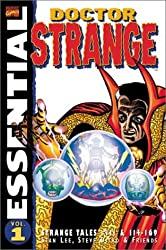 Essential Doctor Strange Volume 1 TPB (Essential (Marvel Comics))