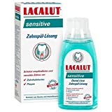 Lacalut sensitive Zahn- Spüllösung 300 ml 3er Pack (3x 300ml)
