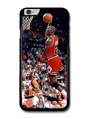 Michael Jordan MJ 23 Basketball In the Air hülle für iPhone 6 Plus