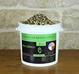 Terriccio pronto per bonsai di acidofile - busta 5 lt.