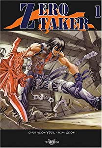 Zero Taker Edition simple Tome 1