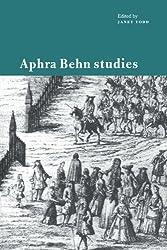 Aphra Behn Studies