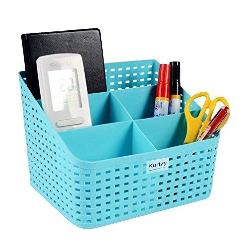 Absales Best Quality Basket Storage box / organizer / bin / Basket for Kitchen, Utility, Living room, kids room, Bedroom or Bathroom or office storage basket