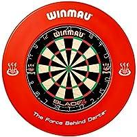 Winmau rot Dartboard Surround Gummi Ring