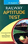 A comprehensive Book on Railway Aptitude & Psychological Tests. This book is very useful for the Centralised Recruitment of Assistant Station Master, Traffic Assistant, Assistant LocoPilot, Diesel/Electrical, AssistantPilot, Motorman, Station Con...