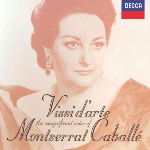 Montserrat Cabbalé - Vissi d'arte
