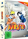 Naruto, Staffel 5: Mission: Rettet Sasuke (Episoden 107-135, uncut) [5 DVDs]