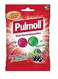 Pulmoll Duo-Gummipastillen Beerenmix & Menthol, 15er Pack (15 x 100 g)