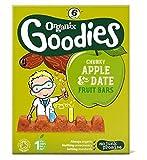 Organix Goodies Datum & Apfel Klobigen Fruchtriegel 6X17G (102G)