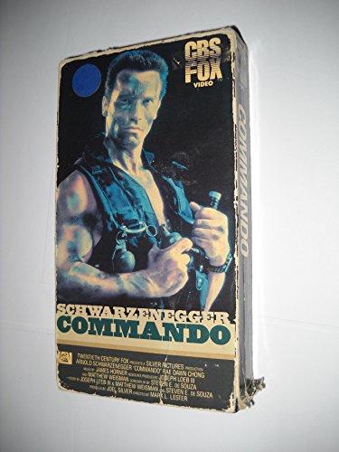Preisvergleich Produktbild Commando [VHS]