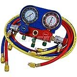 Coffret manomètre pour climatisation automobile R134