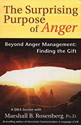 Surprising Purpose of Anger: Beyond Anger Management, Finding the Gift (Nonviolent Communication Guides)