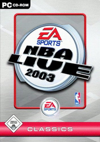 Electronic Arts NBA Live 2003 [EA Classics]
