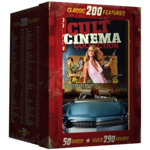 Drive-In Cult Cinema Collection: Classic 200 Features by Mill Creek Entertainment by Various
