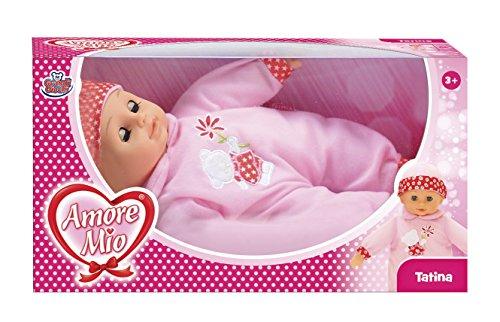 Grandi Giochi GG71013 - Bambola Amore Mio Tatina