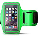 Sportarmband für Handys & Smartphones / Jogging- und Laufarmband / Für Handygrößen von 138x66x7mm bis145x72x10mm