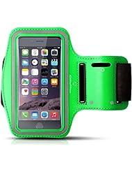 Sportarmband für Handys & Smartphones / Jogging- und Laufarmband / Für Handygrößen von 146x74x7mm bis 155x8x10mm