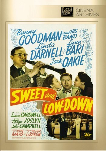 Preisvergleich Produktbild Sweet and Low-Down by Benny Goodman and His Orchestra