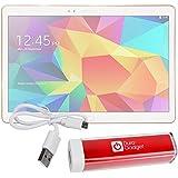 """Batterie externe de recharge 2600mAh pour Samsung Galaxy Tab S2 8"""" (SM-T710 & T715) et Tab S 2 écran 9,7"""" (SM-T810 & T815) tablettes tactiles LTE et Wi-Fi - Garantie 2 ans par DURAGADGET"""