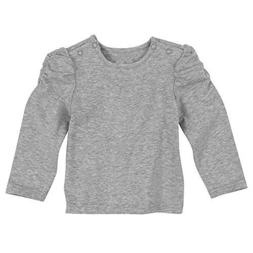 Bornino Bornino Baby Basics Shirt/Babybekleidung/Langarmshirt/Longsleeve für Neugeborene/Baumwolle