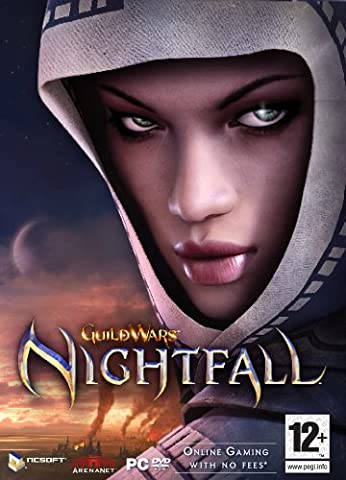 Guild Wars Nightfall [import