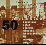 Songtexte von Juilliard String Quartet - Juilliard String Quartet: 50 Years, Vol. 5: Great Collaborations