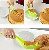 NexGen New Cake Pie Slicer Sheet Guide C...