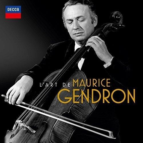 L'Art de Maurice Gendron - Coffret 14 CD