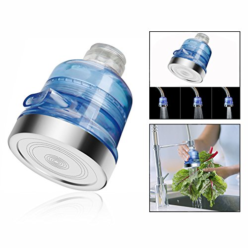 OFKPO Filtro Grifo, Clean Water Tap Filter Eco-Grifo de Cocina