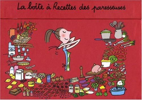 La boîte à recettes des paresseuses par Rosa Jackson