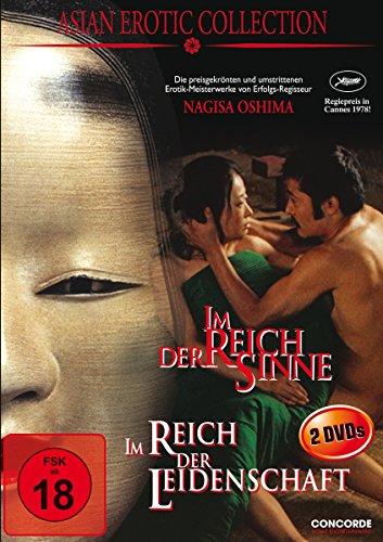 Asian Erotic Collection: Im Reich der Sinne / Im Reich der Leidenschaft [2 DVDs]