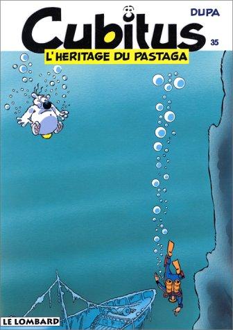 Cubitus, tome 35 : L'héritage du Pastaga
