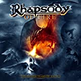Rhapsody of Fire: Frozen Tears of Angels (Audio CD)
