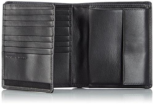 Porsche Design Touch BillFold V16 4090001719 Herren Geldbörsen 12x13x1 cm (B x H x T), Schwarz (black 900) Schwarz (black 900)