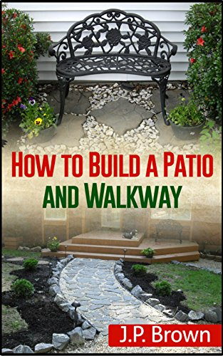How to Build a Patio And Walkway
