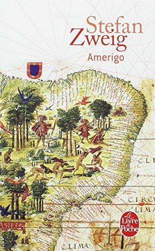 Amerigo : Récit d'une erreur historique par Stefan Zweig